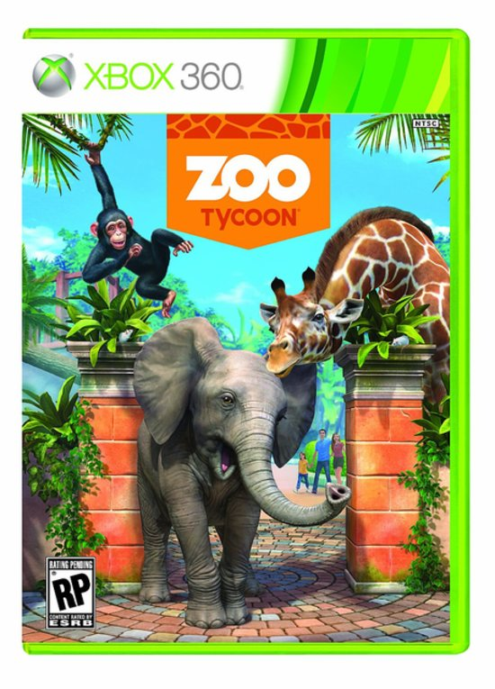 Zoo Tycoon   50  for XBox 360 Xbox 360 Games For Girls Under 12