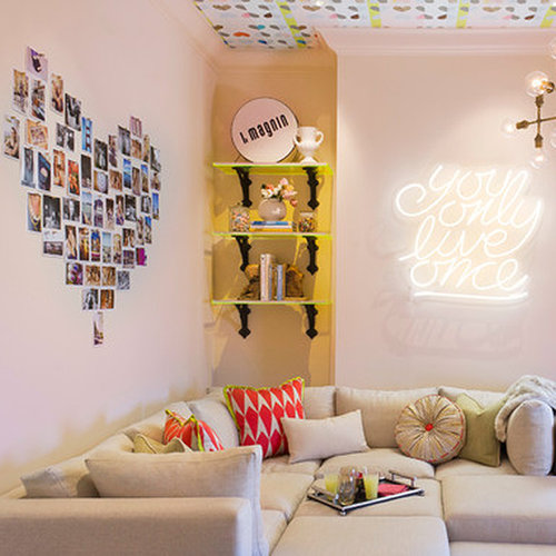 Teen Hangout Room Decor
