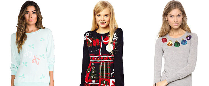 10 Ugly Christmas Sweaters That Are Actually Cute