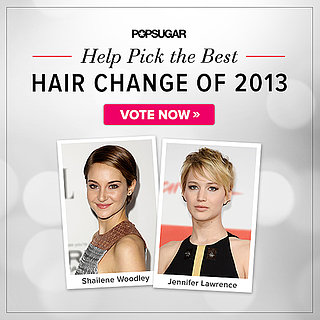 Best Celebrity Hair Change of 2013
