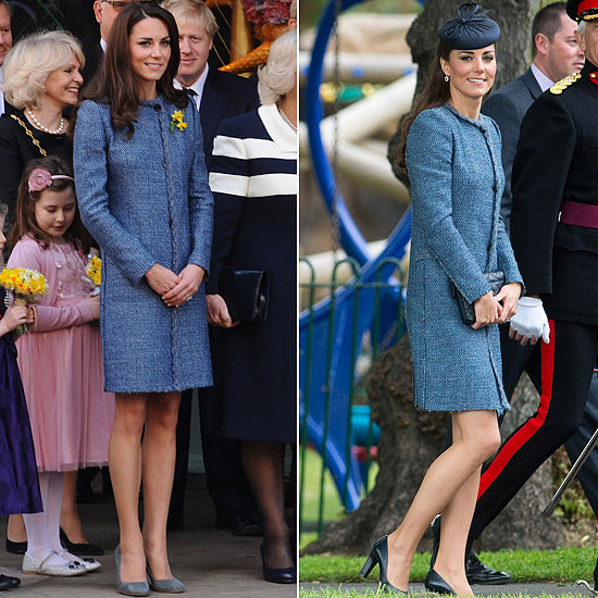 Kate Middleton in M Missoni