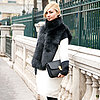 How to Wear Black and White For the Holidays | Video