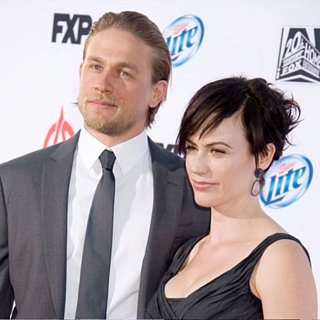 Maggie Siff Sons of Anarchy Interview