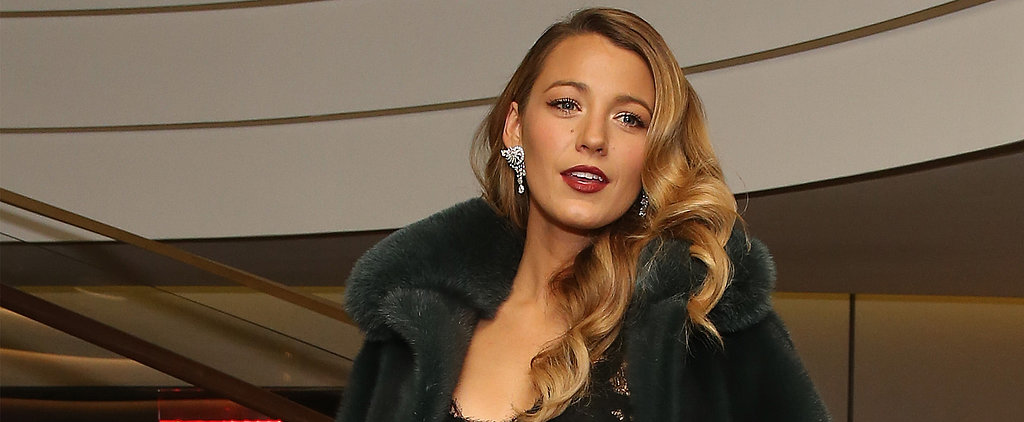 Blake Lively Is the Most Glamorous Girl We (Sort of) Know