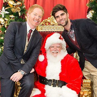 Celebrity Holiday Photos | 2013