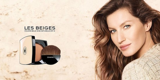 If we're talking gorgeous skin, we're talking Gisele Bündchen, who just so happened to snag a gig as the face of Chanel Les Beiges.