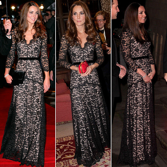 The Look So Nice, Kate Wore It Thrice!