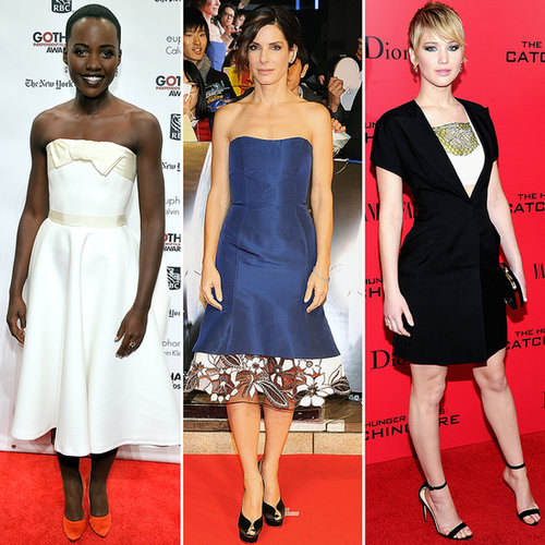 SAG Awards 2014 Nominee Style