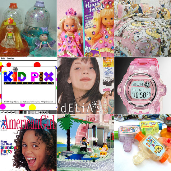 371 Reasons Why Being a '90s Girl Rocked Our Jellies Off