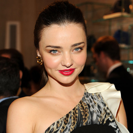 Miranda Kerr Takes a Walk on the Wild Side
