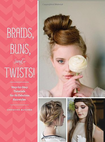 She'll never have a dull hair day again with this book gracing her coffee table. In Braids, Buns, and Twists! ($20), author Christina Butcher breaks down how to get an array of styles even a beginner could master. It makes the ideal gift for the DIY girl in your clique.