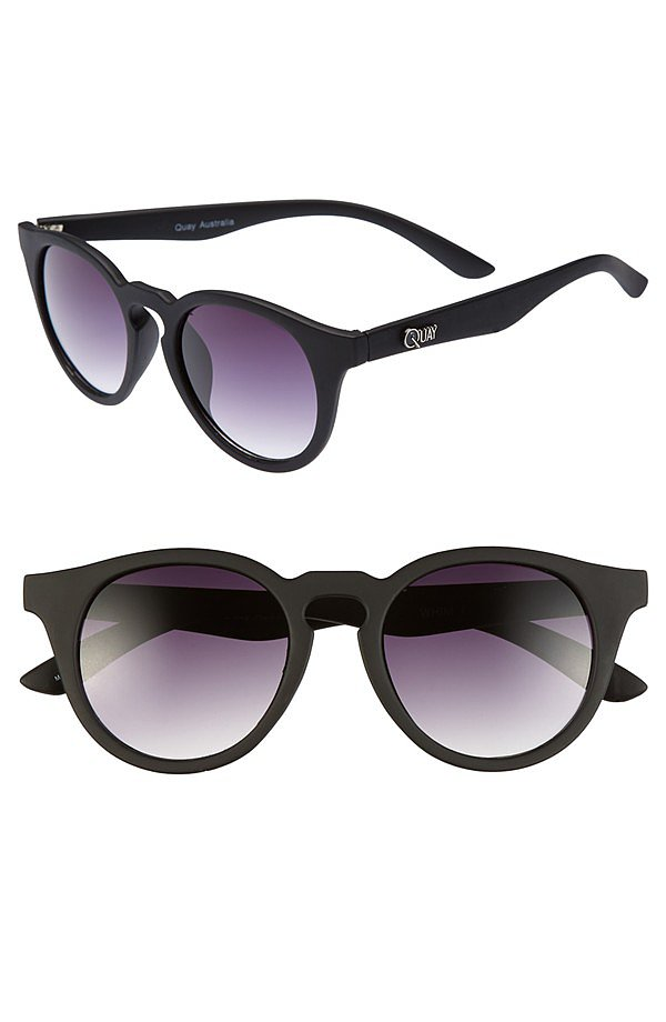 These Nordstrom Quay Whim Sunglasses ($38) are perfect for getting that cool-girl, Hollywood vibe.