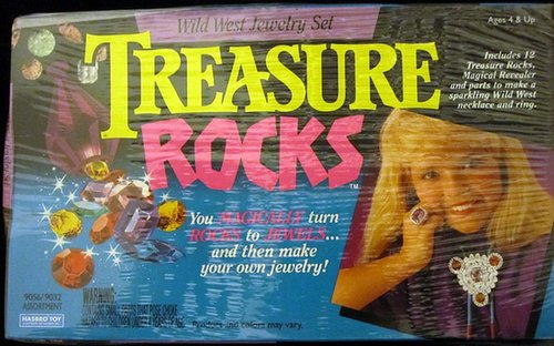Treasure Rocks
