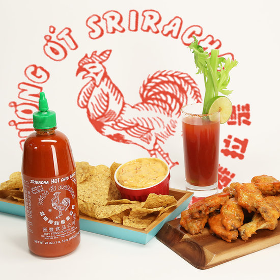 Since We're All on Team Sriracha, 3 Game-Day Eats Starring the Sauce