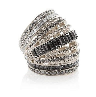 Henri Bendel Dynasty Cocktail Ring ($198)
