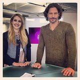 It was an absolute privilege to have Joe Manganiello in our NYC office!