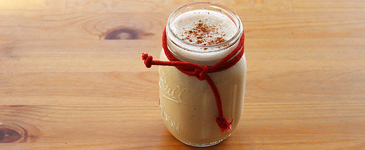 For the Love of Eggnog! Sip on a Vegan Smoothie Instead