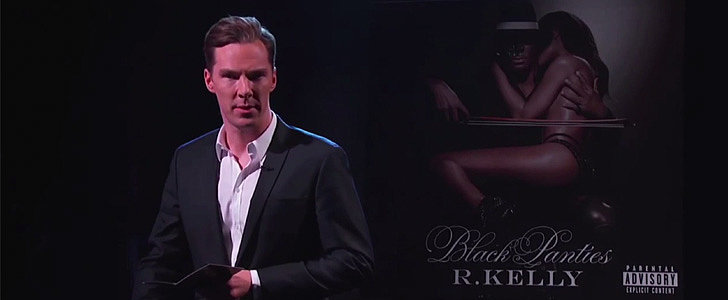 Benedict Cumberbatch, as Sung by R. Kelly