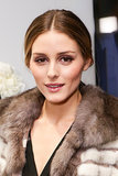Olivia Palermo always looks effortlessly chic, and the way she wore her low pony draped casually over her ears subtly upped her style.