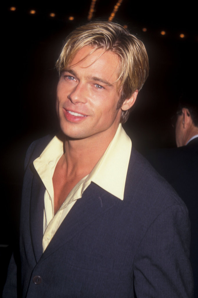 Brad Pitt was looking California cool at the LA premiere of Seven Years in Tibet in October 1997.