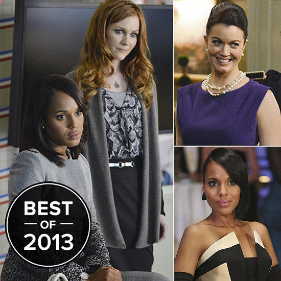 Best in Show: Scandal Takes Top Fashion Honors in 2013