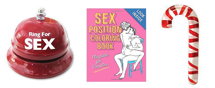 10 White Elephant Gifts For a Naughty XXX-Mas
