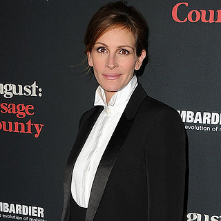Julia Roberts at the August Osage County Premiere in LA