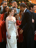 Anna Kendrick chatted with President Obama.