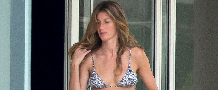 Gisele's Bikini Body Is Out of This World
