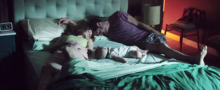This Ad Perfectly Captures What It's Like to Be a New Parent