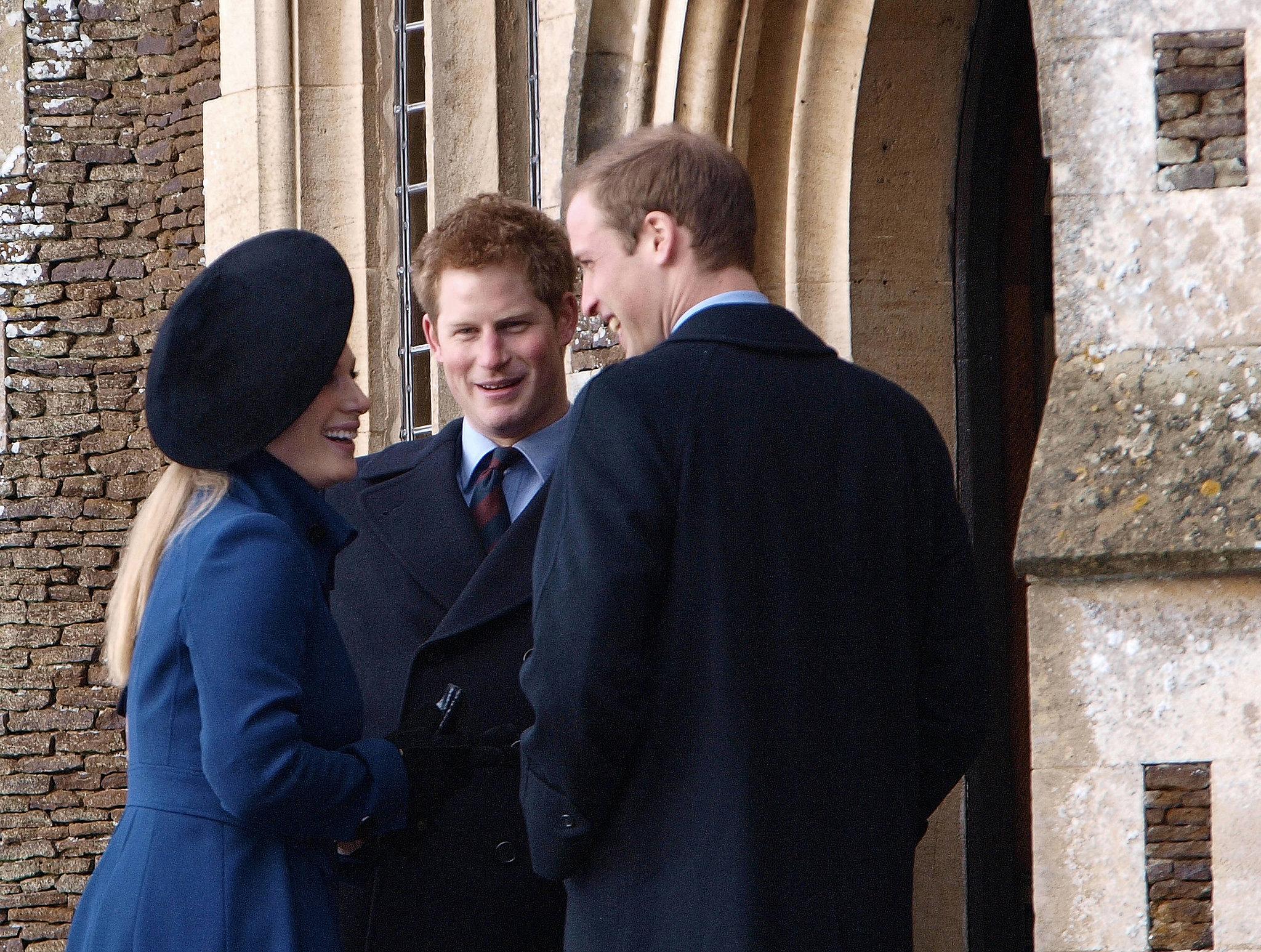 Znalezione obrazy dla zapytania prince william and zara
