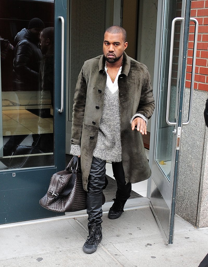 Kanye West's Never-Ending Fashion Fights