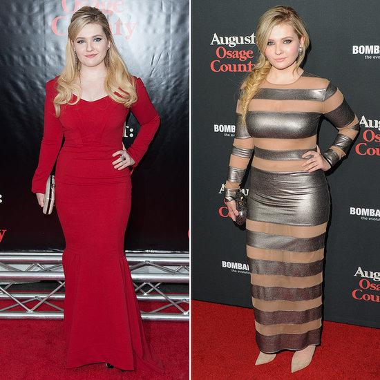 Abigail Breslin Mature Red Carpet Dresses   POPSUGAR Style & Trendsmiss sunshine swimsuit