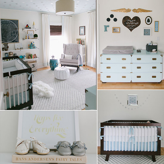 Kids' Rooms: A Serene Nursery Full of Incredible DIY Details