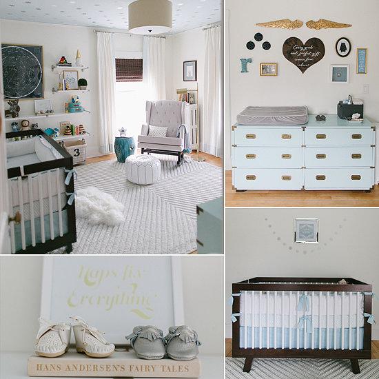 Kids' Rooms: A Serene Nursery Full of Incredible DIY Details