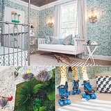 Kids' Rooms: A Playful, Wild Nursery, Complete With a Life-Size Gator