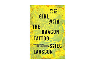 They're Releasing Another Dragon Tattoo Book