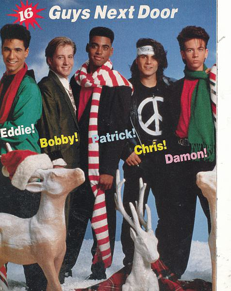 Remember the Short-Lived TV Boy Band Guys Next Door?