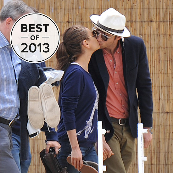 The 40 Best Celebrity PDA Moments of 2013