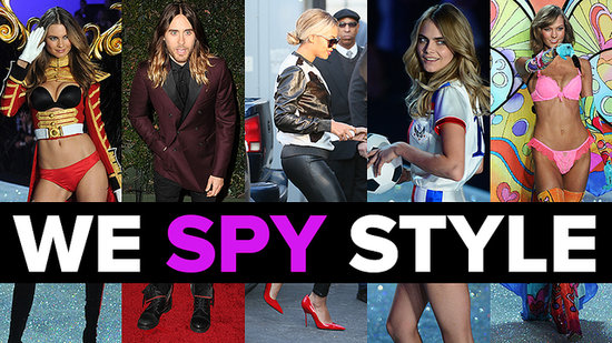 We Spy: Is Jared Leto the Hottest Guy in Hollywood