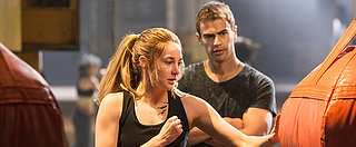 "Divergent's Director Says Shailene and Theo Were ""Turned On by Each Other"""