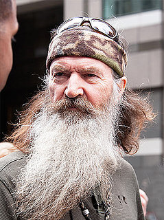 Phil Robertson Suspended From Duck Dynasty Following Anti-Gay Comments