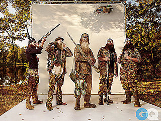 A&E Suspends Duck Dynasty's Phil Robertson Following Anti-Gay Comments