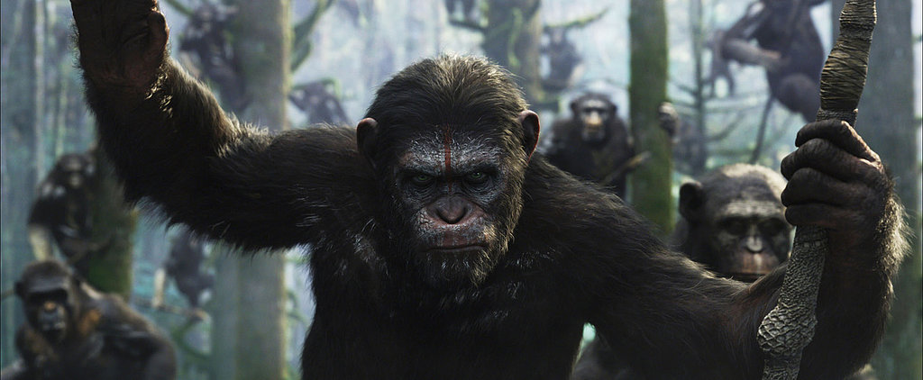 Dawn of the Planet of the Apes Trailer: Don't Feed the Animals