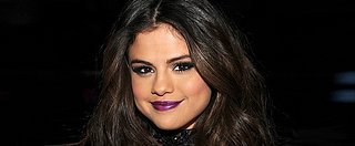 Selena Gomez Makes Purple Lipstick Look Pretty