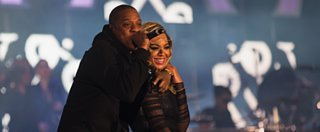 Jay Z and Beyoncé Take 2013 by Storm on POPSUGAR Live!