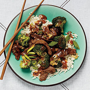 Superfast Stir-Fries