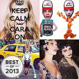 A Shot For Cara Delevingne: She's Your Top Model of 2013