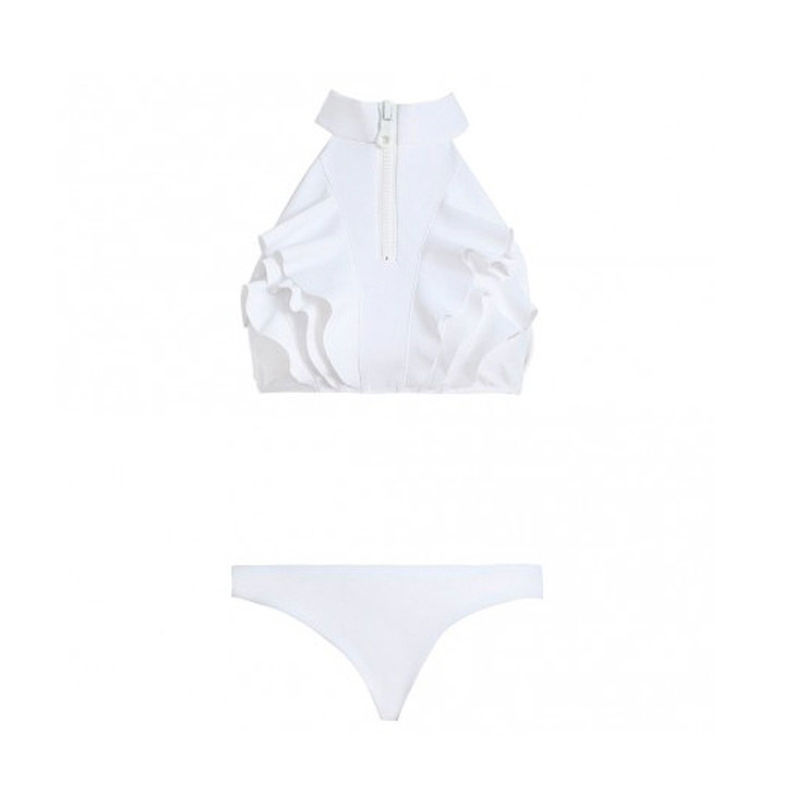 To Receive: Zimmermann Vivid Zip It Bikini