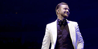 Justin Timberlake Photobombs Concert-Goers From Stage